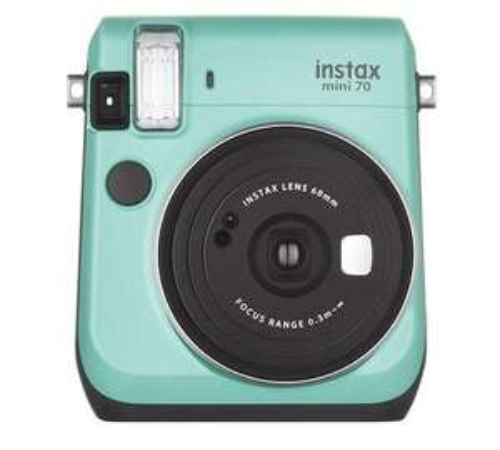 Appareil photo Instantané Fujifilm Instax Mini 70 - Menthe (Reconditionné)