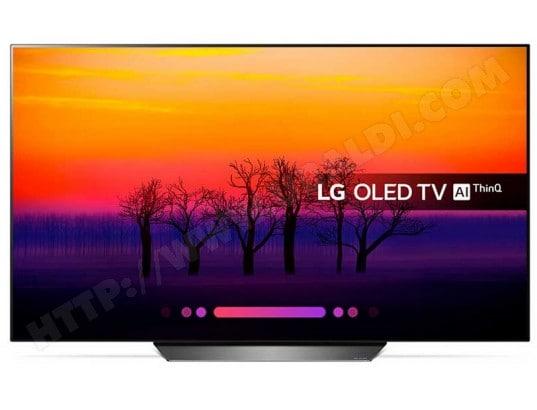 """TV OLED 55"""" LG OLED55B8 - UHD 4K, HDR, Smart TV"""