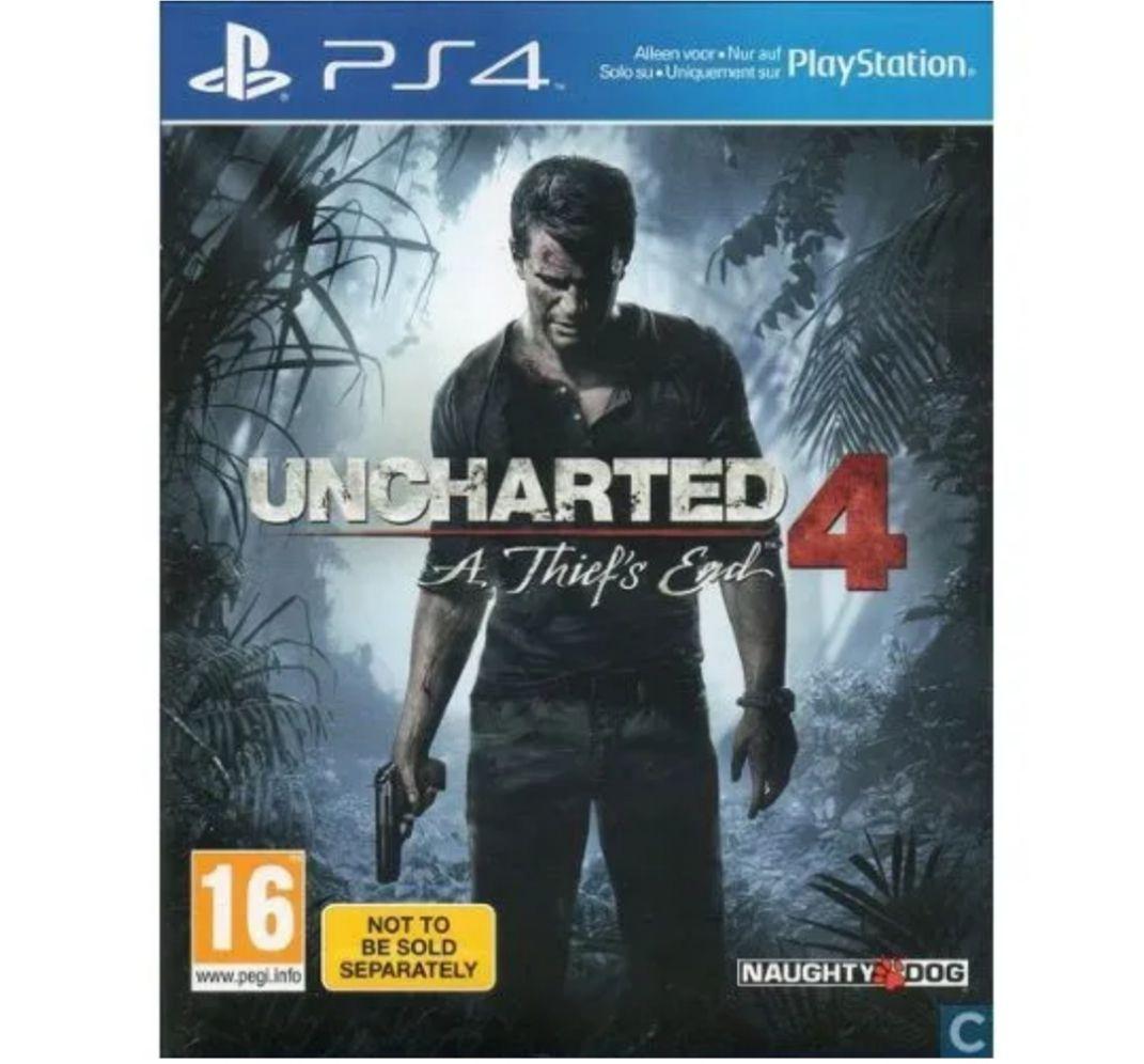 Jeu Uncharted 4: A Thief's End sur PS4 + 0,55€ en Super Points