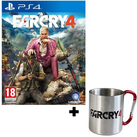 Jeu Far Cry 4 sur PS4 ou Xbox One + Mug Far Cry 4