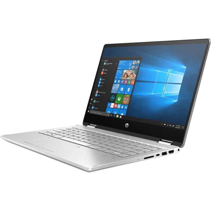 """PC Portable 14"""" HP Pavilion x360 (14-dh1997nz) - i7-10510U, 16 Go RAM, 512 Go SSD, QWERTZ (Frontaliers suisse)"""
