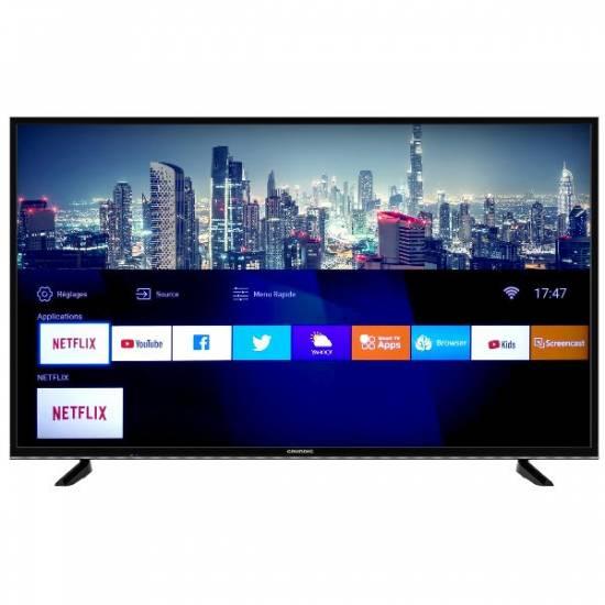 """TV 43"""" Grundig Vision 7 43GDU7500B - 4K UHD, HDR, LED, Smart TV (via ODR de 100€)"""