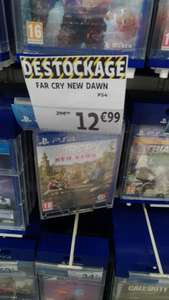 Far Cry - New Dawn sur PS4 - Auchan Aubagne (13)