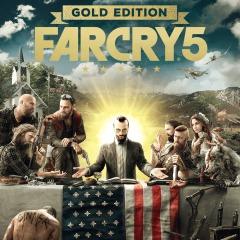 Far Cry 5 édition Gold sur PS4 (Dématérialisé)