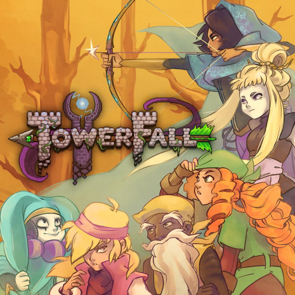 Jeu Towerfall sur Nintendo Switch (Dématérialisé)
