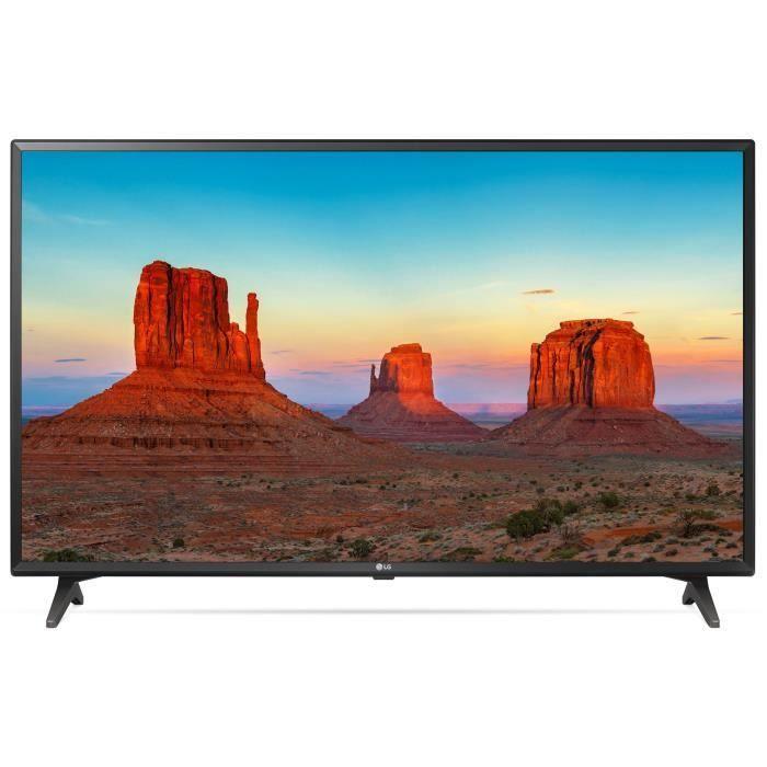 """TV 43"""" LG 43UK6300 - 4K UHD, IPS"""