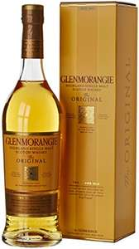 Bouteille de Whisky Single Malt Glenmorangie 10yo - 70cl