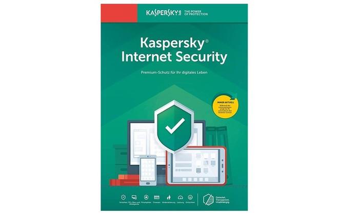 Licence 1 an pour l'antivirus Kaspersky Internet Security 2020 - 1 an (Dématérialisé)