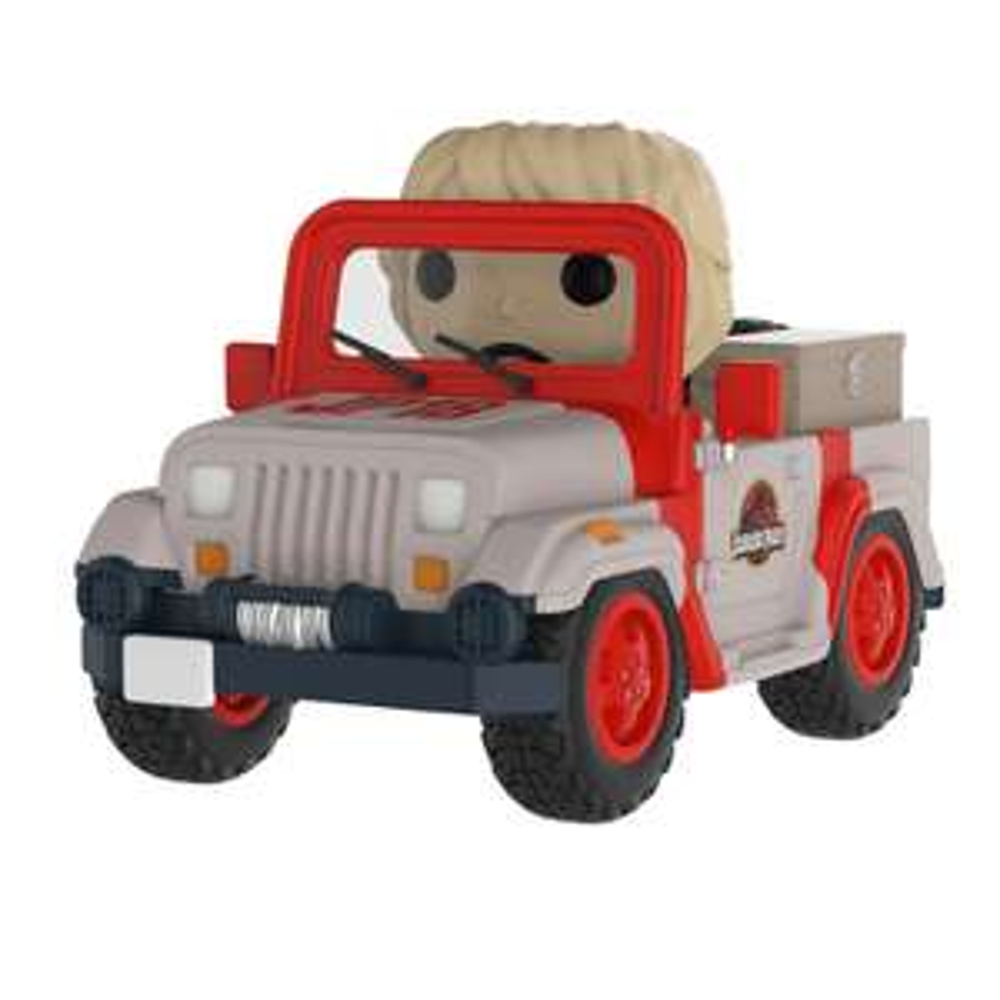 Figurine Funko Pop! - Ride Jeep Jurassic Park