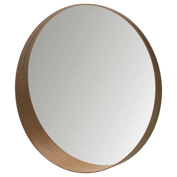 [Ikea Family] Miroir Stockholm -  plaqué noyer, 80 cm