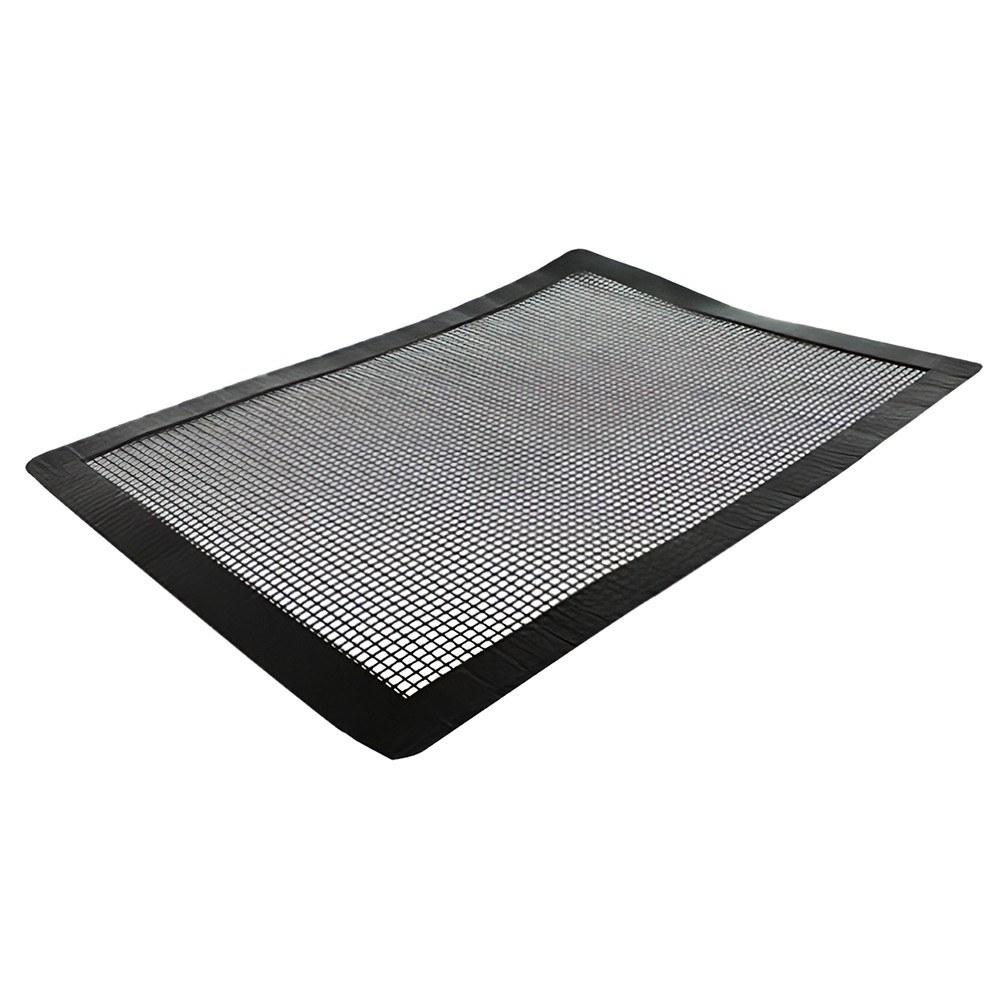 Grille pour BBQ lavable (tapis mesh) - 40 x 33 cm, 500° max