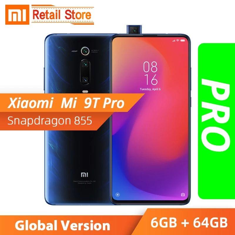 """Smartphone 6.39"""" Xiaomi Mi 9T Pro - 6 Go de Ram, 64Go, Divers coloris"""