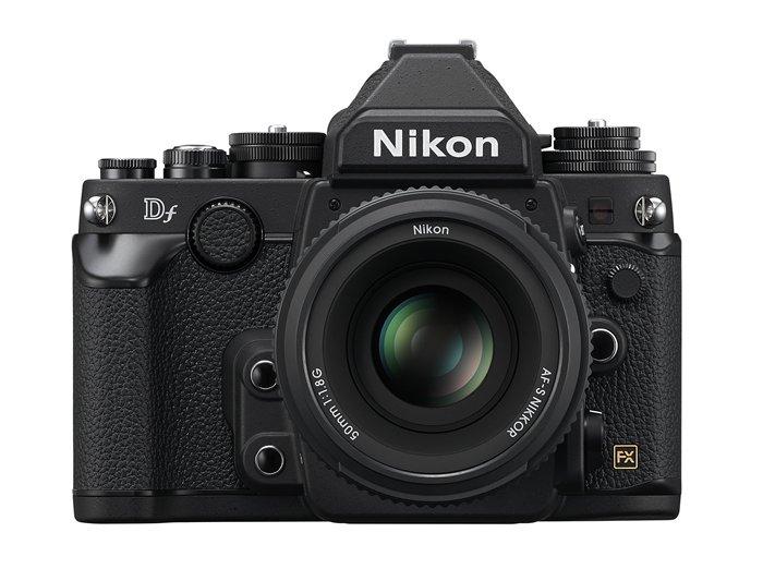 Appareil Photo Numérique Reflex Nikon DF + Objectif AF-S NIKKOR 50mm f/1.8 - Noir