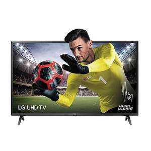 "TV LED 75"" LG 75UK6200PLB - 4K UHD, HDR, 1500 PMI, Smart TV"