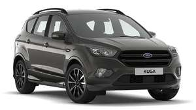 Voiture Ford Kuga - 1,5 Flexifuel-E85, 150ch, ST-Line à partir de 26300€