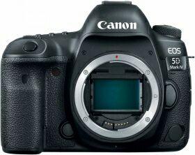 Appareil Photo Numérique Reflex Canon 5D Mark IV EOS