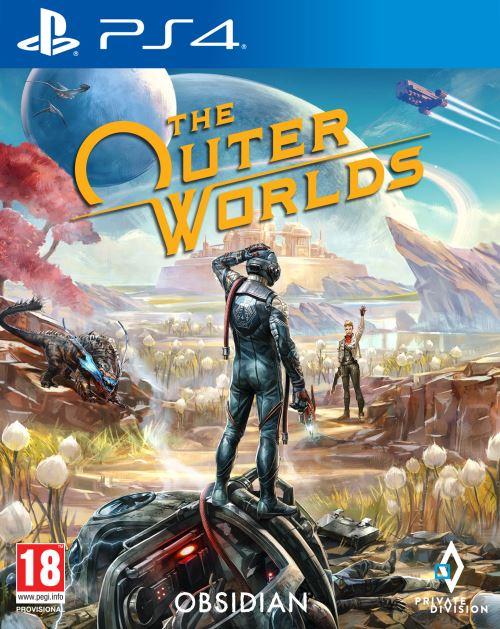 [Précommande / Adhérents] The Outer Worlds sur PS4 / Xbox One (+10€ sur le compte fidélité)