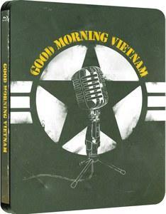Good Morning Vietnam Bluray Steelbook