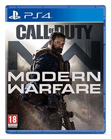[Pré-commande] Call of Duty: Modern Warfare sur PS4 ou Xbox one à 29.99€ pour la reprise d'un jeu vidéo parmi une sélection