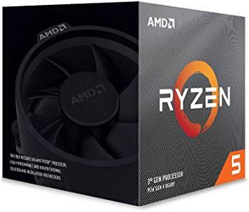 Processeur AMD Ryzen 5 3600X Wraith Spire (3.8 / 4.4 GHz)