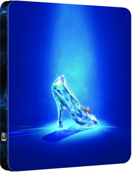 20% de réduction sur les Blu-rays Steelbooks Disney