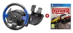 Volant Thrustmaster T150 RS Racing Wheel + Jeu Grid sur PS4 (Smartoys.be - Frontaliers Belgique)