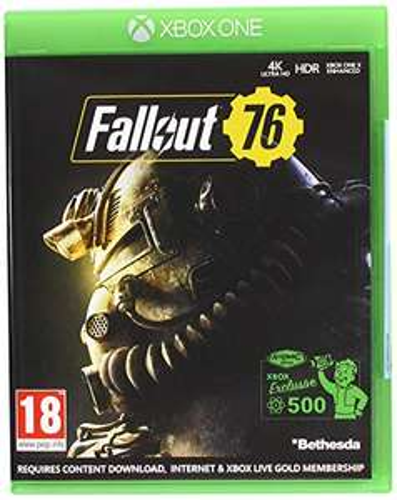 Fallout 76 sur Xbox One (Vendeur tiers)