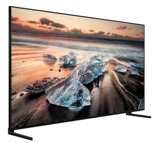 "TV 75"" Samsung QE75Q900R - 8K, QLED, Smart TV (Via ODR de 1000€)"