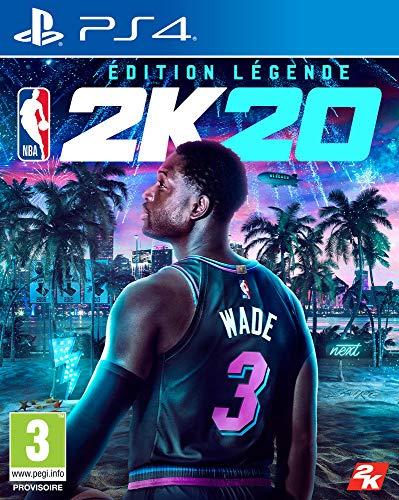 Jeu NBA 2K20 sur PS4 - Edition Légende