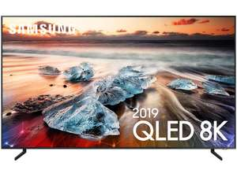 "TV 55"" Samsung QE55Q950R (2019) - QLED, 8K, Q HDR 3000, Dalle 100 Hz, 4300 PQI, Smart TV (Via ODR de 1000€)"