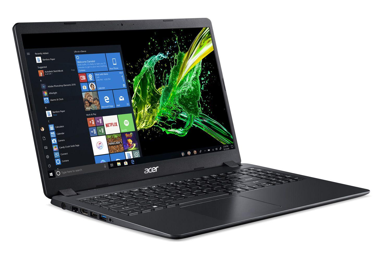 """PC Portable 15,6"""" Acer Aspire 3 A315-42-R8P6 - Full HD, Ryzen 5 3500U, 128Go de SSD, 1To de HDD, 4Go de RAM, Windows 10"""