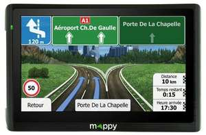 GPS Mappy Ulti E518 LM Europe 14 pays - reconditionné