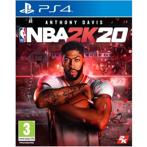 NBA 2K20 sur PS4 & Xbox One