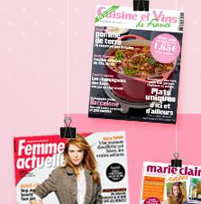 10 magazines numériques au choix offerts sur Lekiosk pour toute commande