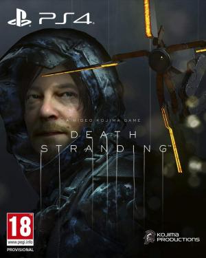 [Précommande] Death Stranding - Livraison Day One sur PS4 + Steelbook (FR/NL)