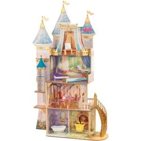 Maison de poupée en bois Kidkraft Disney Multi Princesses
