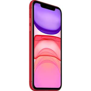 "Smartphone 6.1"" Apple iPhone 11 (MWLT2ZD/A) - 64 Go, Rouge"