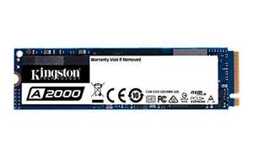 SSD M.2 Kingston Technology A2000 - 1To (TLC), PCI-EX 3.0 NVMe