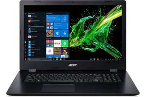 "Pc Portable 17"" Acer aspire A317-51G-56EY - HD+, i5-8265U, 4 Go RAM, GEFORCE MX230 2Go, SSD 128 Go + HDD 1 To, Windows 10"