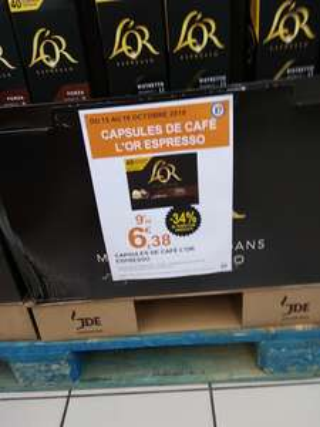 Boite de 40 capsules l'Or Espresso - Rouffiac (31)