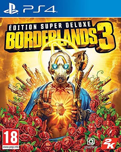 Borderlands 3 - Édition Super Deluxe sur PS4
