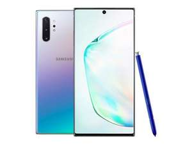 "Smartphone 6.8"" Samsung Galaxy Note 10 plus - 256 Go + 41,40 € en Super Points"