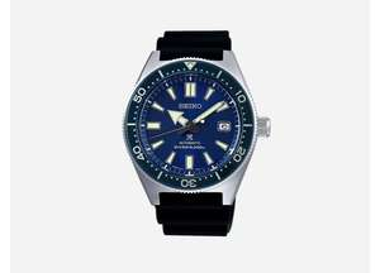 Sélection de montres en promotion - Ex : Montre homme Seiko Prospex SPB053J1