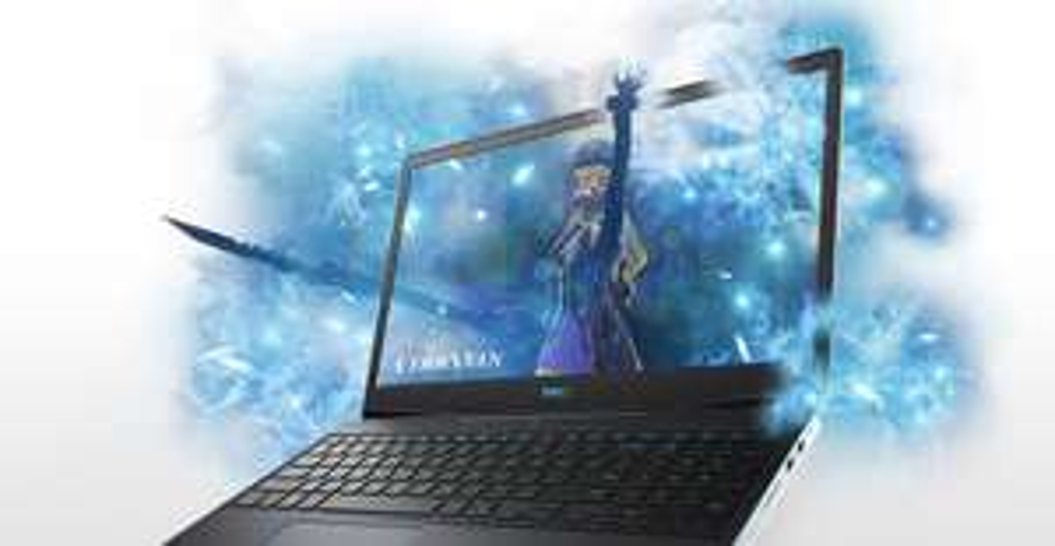 "PC Portable 15.6"" Dell G3 - Full HD IPS, i7 9750H, RAM 8Go, SSD 512Go, GTX 1660 Ti, Windows 10"