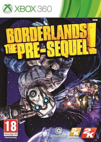 Sélection de jeux vidéo en promotion - Ex : Borderlands the Pre-Sequel sur Xbox 360