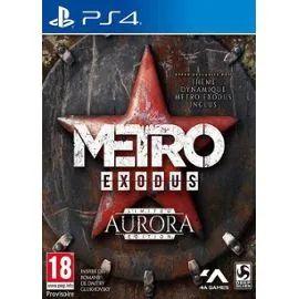 Jeu Metro Exodus : Aurora Edition Limitée sur PS4 (+2€ en SuperPoints)