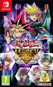 Yu-Gi-Oh! Legacy Of The Duelist - Link Evolution sur Switch