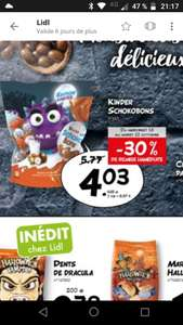 Kinder Chocobon Edition Halloween - 466g