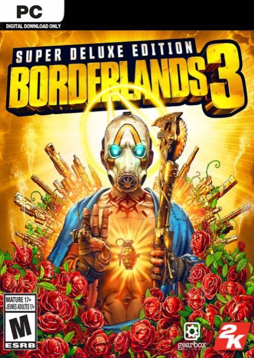 Borderlands 3 Edition Super Deluxe sur PC