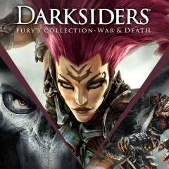 Darksiders: Fury's collection - War and Death: Darksiders Warmastered + Darksiders 2 Deathinitive Edition sur PS4 (Dématérialisé)
